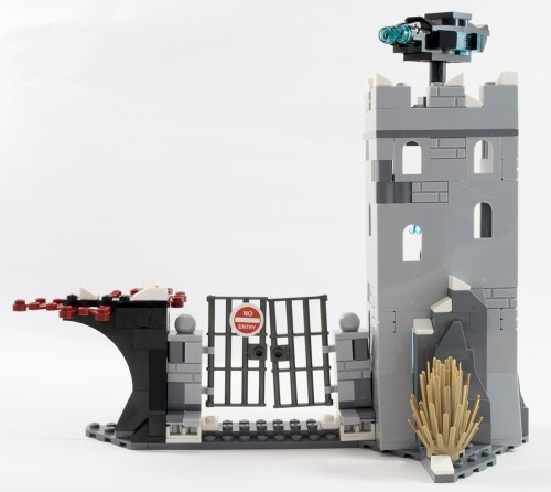 76041 Fortress and Gate