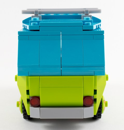 75902 - The Mystery Machine Back