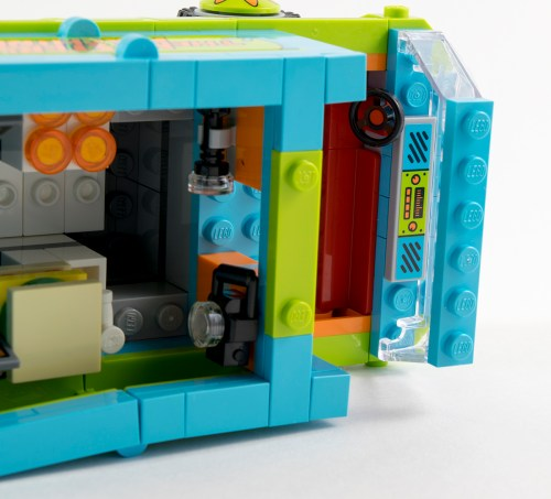 75902 - The Mystery Machine Cabin