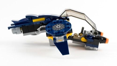 76036 - SHIELD Hovercraft Side
