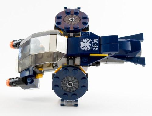 76036 - SHIELD Hovercraft Top