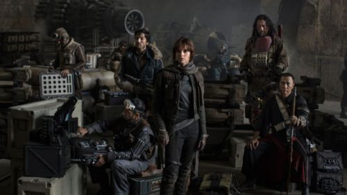 Star Wars Rogue One Teaser