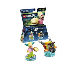 71227 The Simpsons Krusty