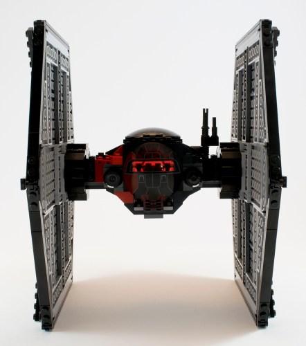 75101 TIE Fighter Rear