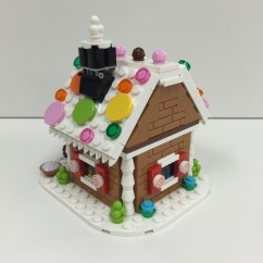 40139 Gingerbread House - 4