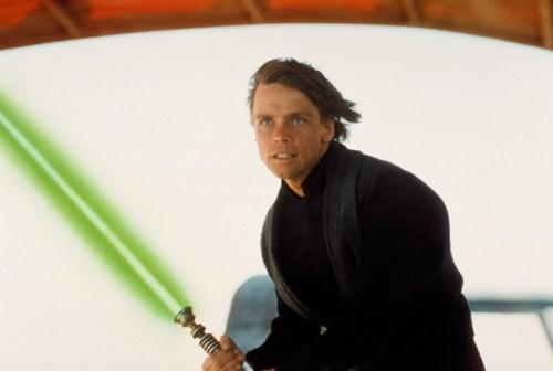 Luke Jedi Knight