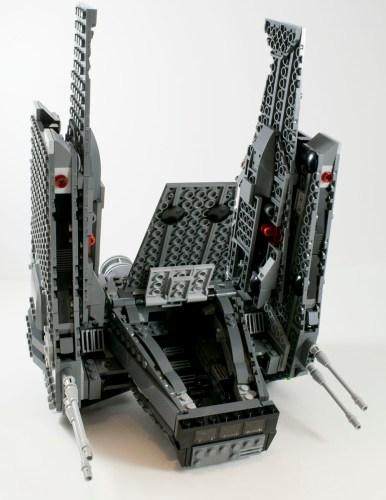 75104 Shuttle Opened