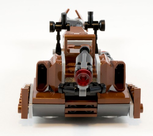 75133 Speederbike Back