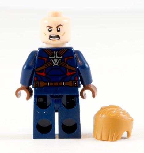 76047 Captain America Alt-Face