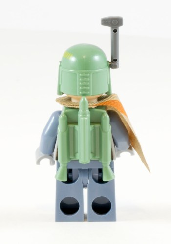 75137 Boba Fett Back