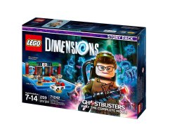 71242 Ghostbusters Story Pack 1