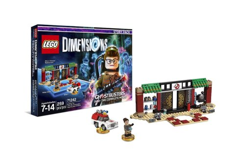 71242 Ghostbusters Story Pack 3