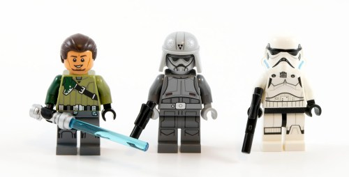 75141 Kanan's Speeder Bike Minifigures
