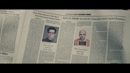 This is Actually a Fitting Tribute to Clark Kent