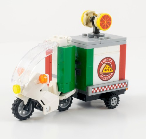 70910 Delivery Truck