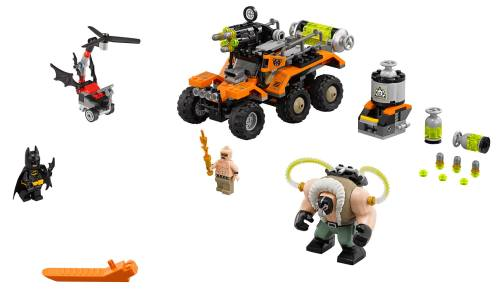 70914 Bane Toxic Truck Attack
