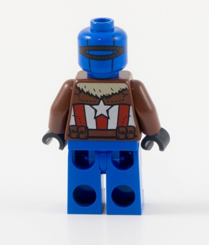 76076 Captain America Back