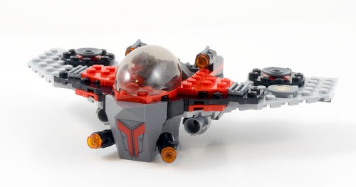 76079 Ravager Attack - Frisbee or Something Ship