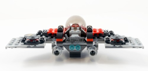 76079 Ravager Attack - Ship Back