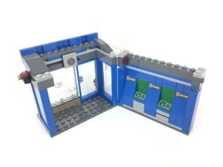 ATM vestibule open