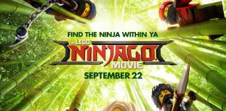 The LEGO NINJAGO Movie New Poster