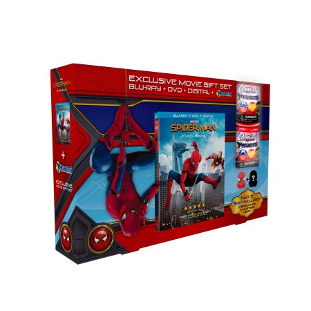 Spider-Man: Homecoming Walmart exclusive