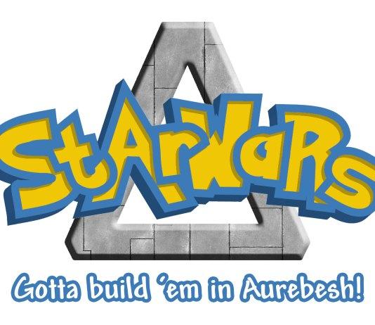 Star Wars X Building Contest logo