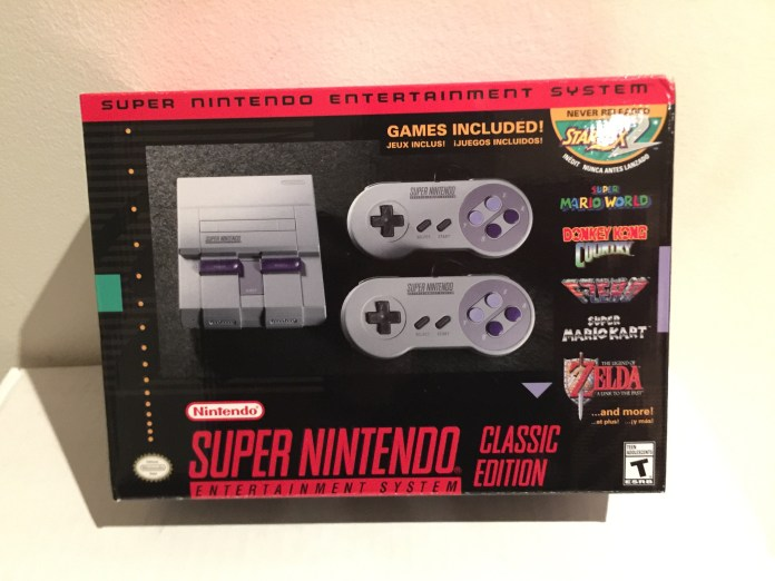 SNES Classic Edition