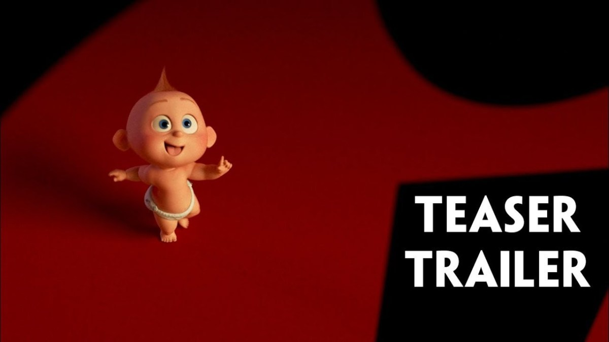 Incredibles 2 Trailer Released Over The Weekend
