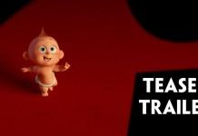 Incredibles 2 Trailer poster