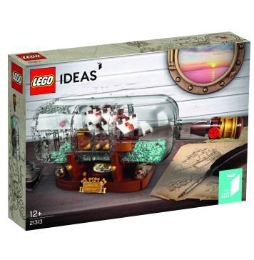 21313 Ship In A Bottle Box 1