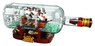 21313 Ship In A Bottle Produc