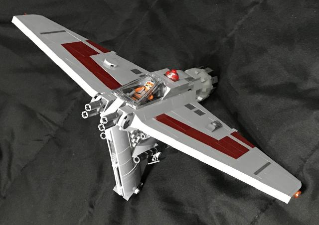 F-Wing Bomber by ZachAttack0092