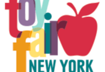 New York Toy Fair logo