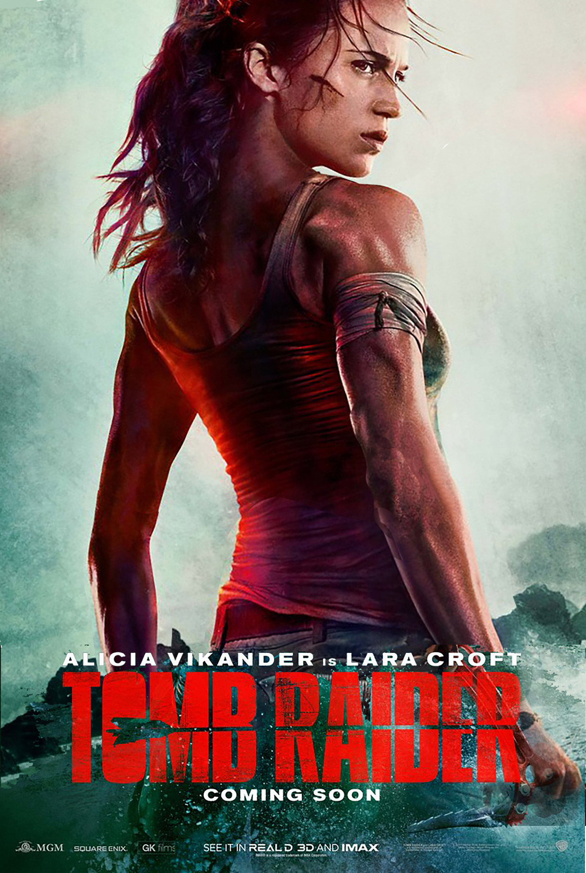 Image result for tomb raider 2018 poster