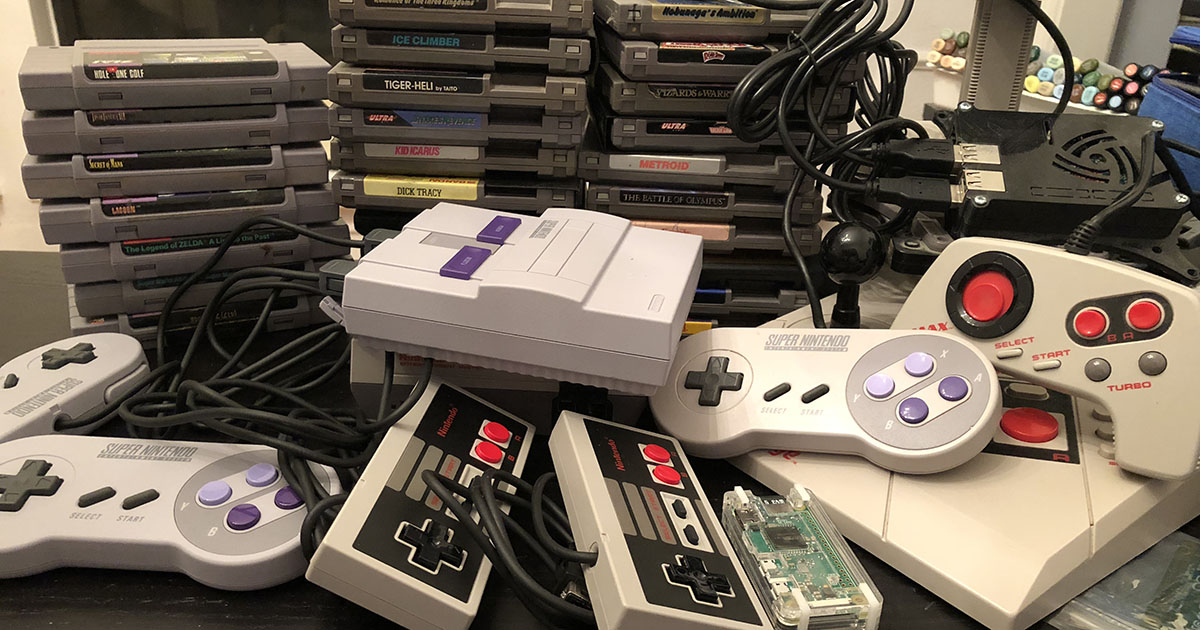 Classic Gaming: The NES and SNES Classic Review - FBTB