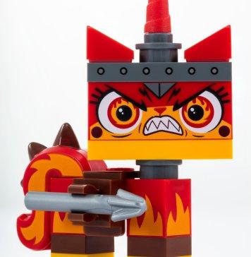 Apocalypseburg Unikitty LEGO SDCC-exclusive 1