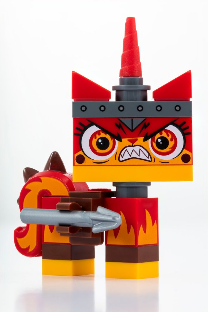 Apocalypseburg Unikitty LEGO SDCC-exclusive 1