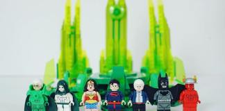 Kingdom Come LEGO Set