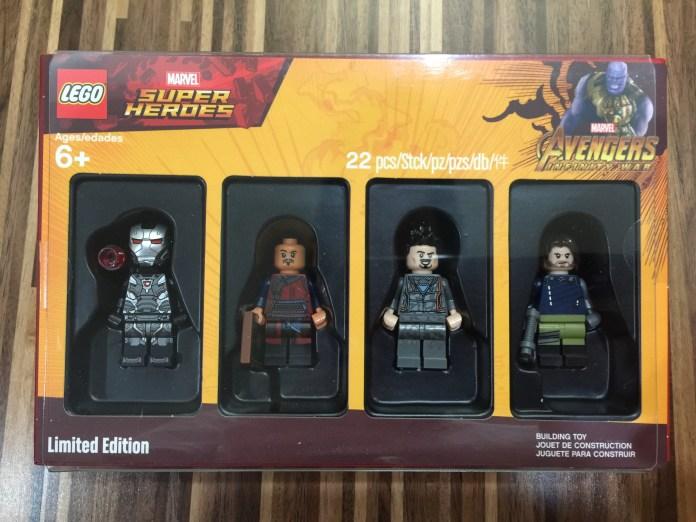 Avengers: Infinity War Minifigure Pack