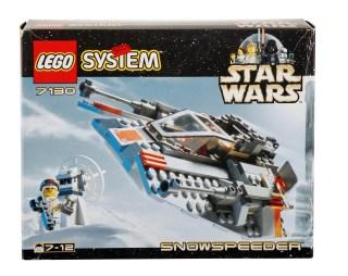 7130 Snowspeeder