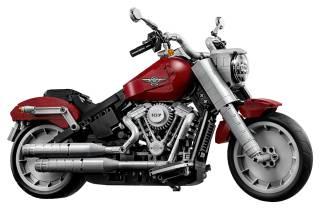 Harley-Davidson Fat Boy LEGO Set 5