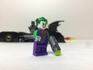 76119 The Batmobile: Pursuit of The Joker - Joker Minifig