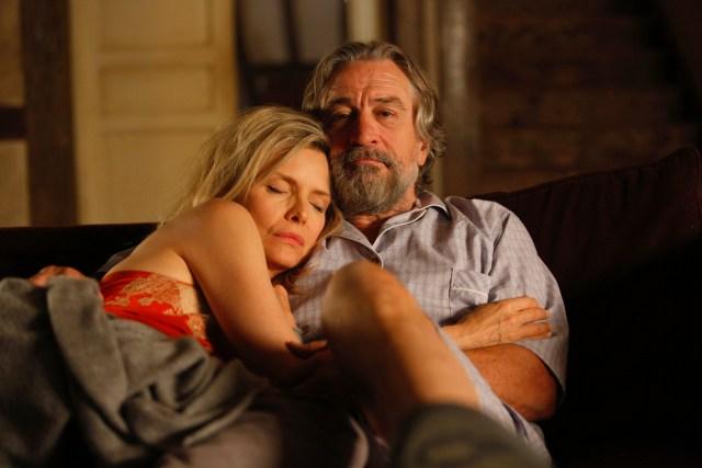 "Clueless Movie Reviews: ""The Family"""
