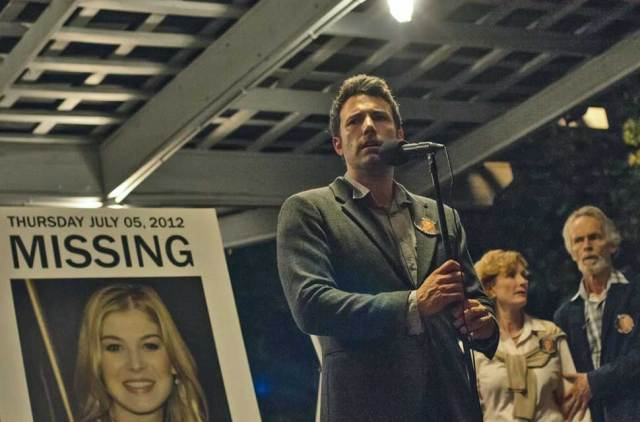 "REVIEW: ""Gone Girl"" ★★★★ and ½"