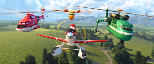 "Review: ""Disney's Planes: Fire And Rescue"""