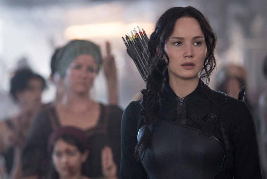 "Review: ""The Hunger Games: Mockingjay - Part 1"" — Film"