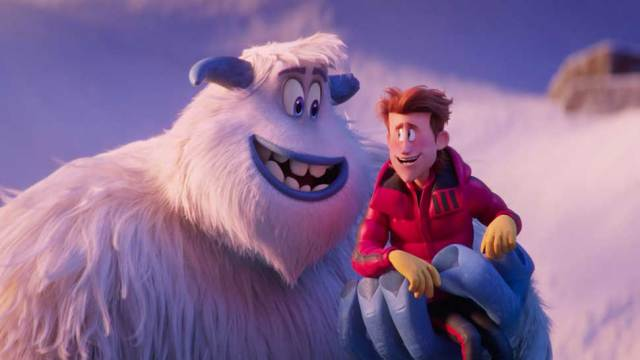"REVIEW: ""Smallfoot"" ★★★"