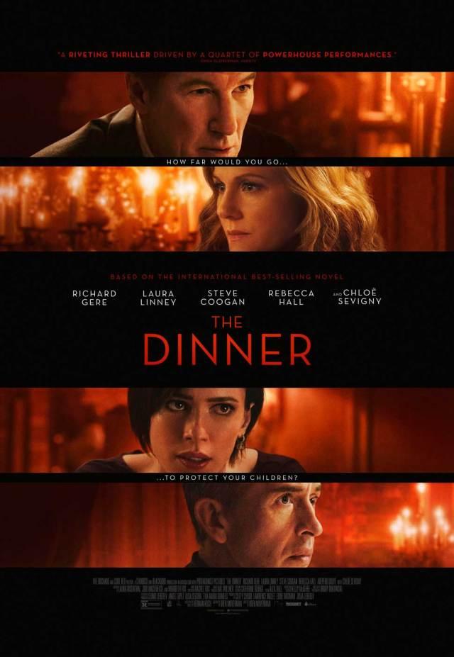 The Dinner movie poster