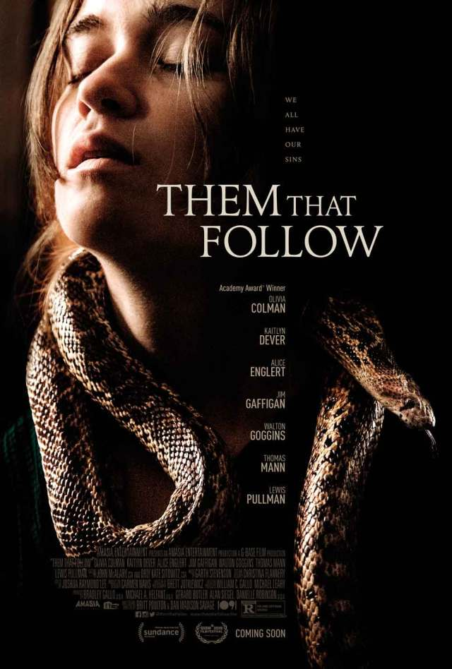Them That Follow movie poster